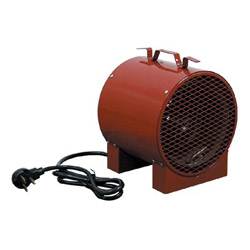 TPI Corporation 450874 240v 4000w Constr.site/utility Heater
