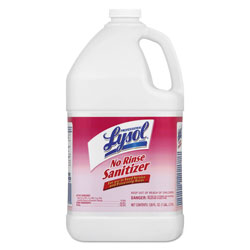 Lysol Professional Disinfecting Cleaner, Case of 4
