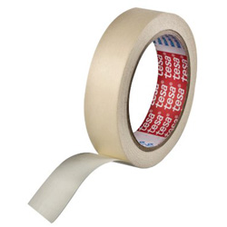 Tesa Tapes 1/2 IN COST EFFICIENT CREPED PAPER MASKING TAPE