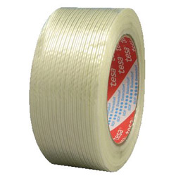"Tesa Tapes 319 3/4"" x 60y Strapping Tape Fiberglass"