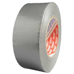 Tesa Tapes 2 inX60YDS SILVER DUCT TAPE ECONOMY GRADE