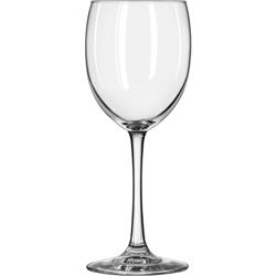 Libbey 12-Oz White Wine Glass, Case of 12