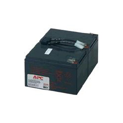 APC RBC6 Replacement Battery Cartridge #6 - UPS Battery - Lead Acid