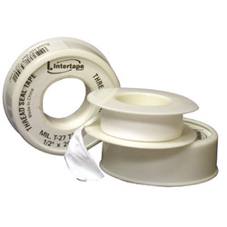 "Intertape Ut-11 1/2"" x 260"" Teflonthread Seal"