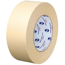 IPG Medium Grade Masking Tapes, 2 in X 60 yd, 6 mil, Natural