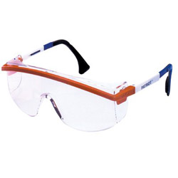 Uvex Safety Astrospec 3000 Safety Spectacle Blue Frame