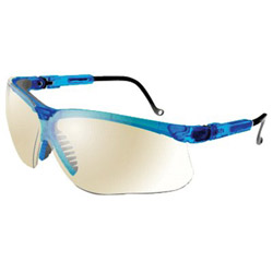 Uvex Safety Genesis Vapor Bluesct-reflect 50 Ud Lens