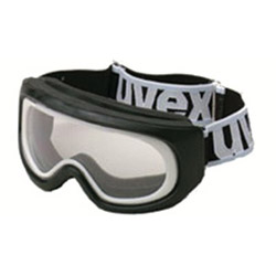 Uvex Safety Climazone 9500 Goggle Black Body
