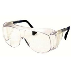 Uvex Safety Gray Frame Ultraspec 2001 Otg Goggles