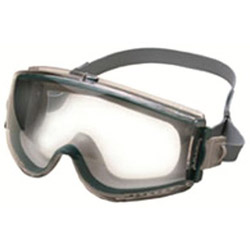 Uvex Safety Stealth Safety Goggles, Gray/Gray