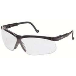 Uvex Safety Genesis Safety Eyewear Replacement Lenses, Clear Ultra-Dura Anti-Scratch Lenses