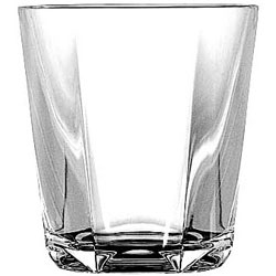 Anchor Hocking 10 Oz. Clarisse Rim Tempered Rocks Glass