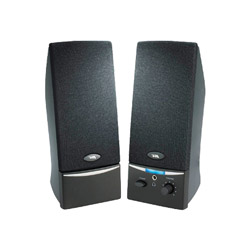 Cyber Acoustics CA 2012rb - PC Multimedia Speakers