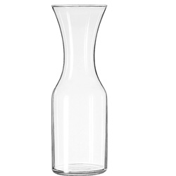 Libbey 795 40 Ounce or 1 Liter Wine Decanter