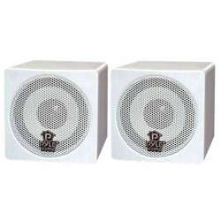 Pyle Audio PRO PCB3WT - left / right channel speakers