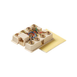 Steren Modular Surface Jack - surface mount outlet