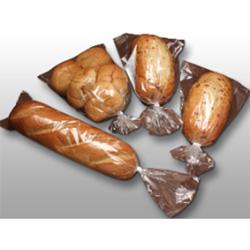 Elkay TUF-R® Std Linear Low Density Gusset Bag, 5 x 4 x 18
