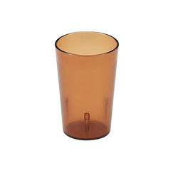 Cambro 8 Oz Plastic Tumblers, Yellow, Pack of 72