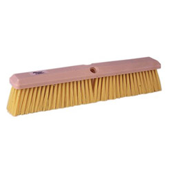 "Weiler 24"" Perma-sweep Floor Brush w/Yellow Sy"
