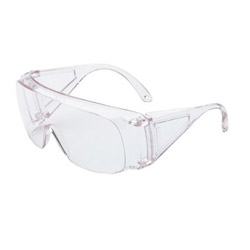 Willson Up003 Polysafe Clear Lens Protective Eyewear