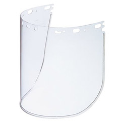 Willson V84clu Clear Protecto-shield Visor