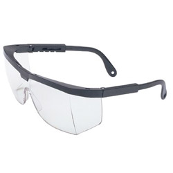 Willson Uvex Spartan 200 Black Frame Gray Ud Tint