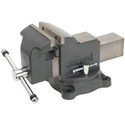 "Wilton Ws8 8"" Shop Vise w/Swivel"