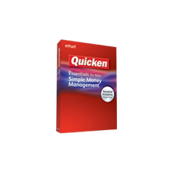 Intuit Quicken Essentials For Mac 2011 - Complete Package