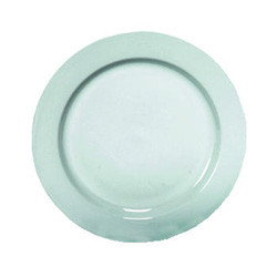 "Libbey 840-425R25 9"" Porcelana Rolled Edge Plate"