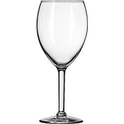 Libbey 16-Oz Wine Glass, Case of 12