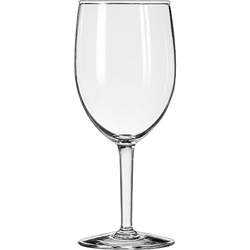 Libbey Citation Glasses, Goblet, 10oz, 7 in Tall, 24/Carton