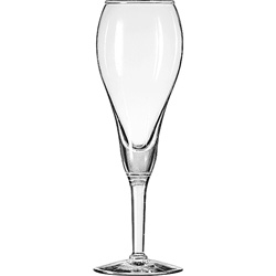 Libbey 8476 9 Ounce Citation Tulip Champagne Glass