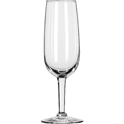 Libbey 8495 6.25 Ounce Citation Flute Glass