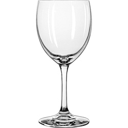 Libbey Sheer Rim 12.5-Oz Wine Glass, Case of 24
