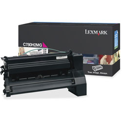 Lexmark Toner Cartridge - High Yield - 1 x Magenta - 10000 Pages - LCCP
