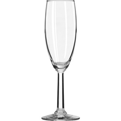 Libbey 8795 5.75 Ounce Napa Country Flute Glass