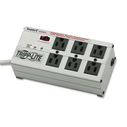Tripp Lite ISOTEL6ULTRA Isotel 6 Ultra - Surge Suppressor (External) - AC 120 V - 6 Output Connector(s)