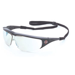 Harley Davidson Hd 400 Series Black Frame Clear Lens