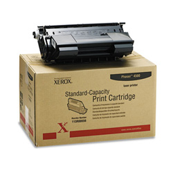 Xerox Toner Cartridge - 1 x Black - 10000 Pages