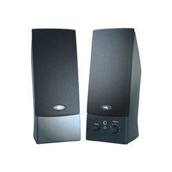 Cyber Acoustics CA 2011wb - PC Multimedia Speakers