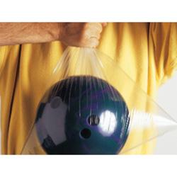 Elkay TUF-R® Heavy Linear Low Density Gusset Bag, 8 x 4 x 18