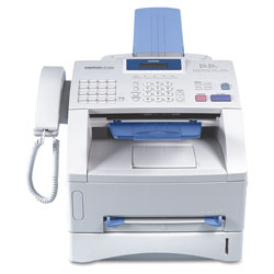 Brother IntelliLaser Fax Machine 4750e, Laser Fax Machine & Monochrome Copier, , Printing (up To): 15 Ppm, Plain Paper