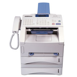Brother INTELLIFAX 5750E Monochrome Multifunction Laser Copier & Printer