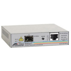 Allied Telesis AT GS2002/SP - media converter