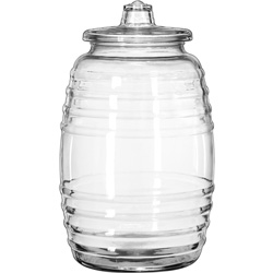Libbey 10 Liter Barrel with Lid
