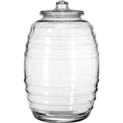 Libbey 20 Liter Barrel with Lid