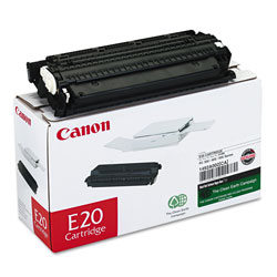 Canon E 20 Toner Cartridge - 1 x Black - 2000 Pages