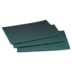 Scotch™ Commercial Scouring Pad, 6 x 9, 60/Carton