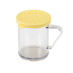 Cambro Shaker for Cheese Clear