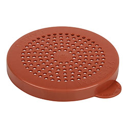Cambro Shaker Lid for medium texture products Rose